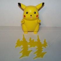 Pokemon Pikachu Johto Combat Figure Hasbro